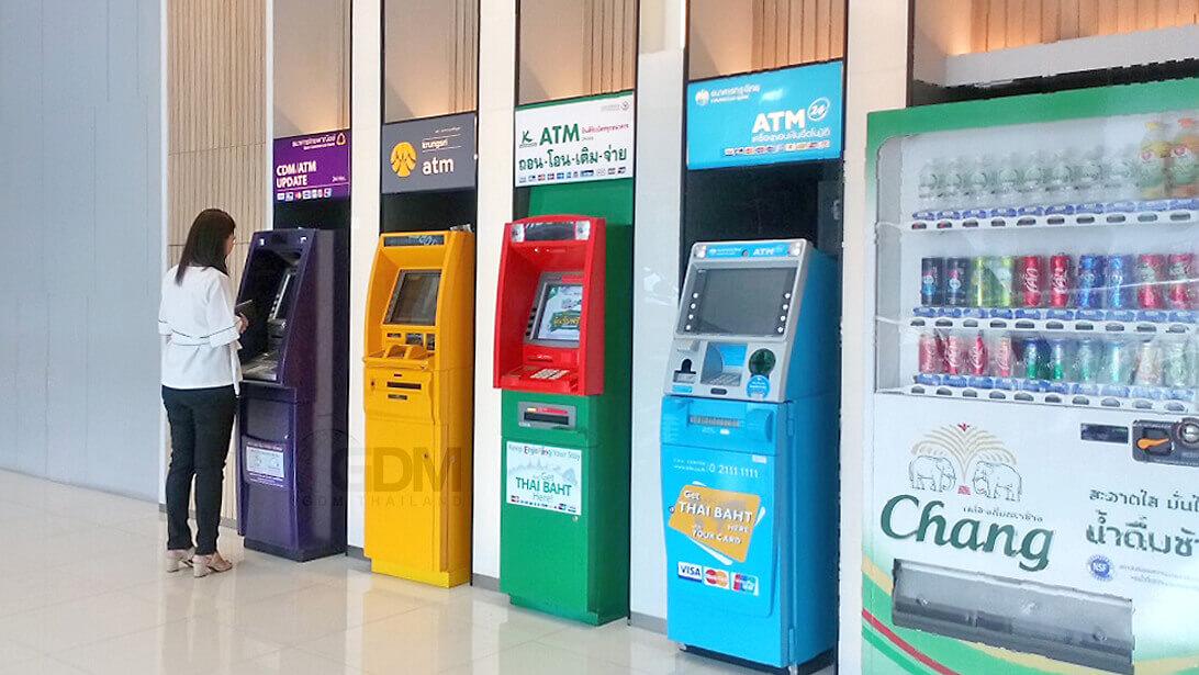 ATM設置