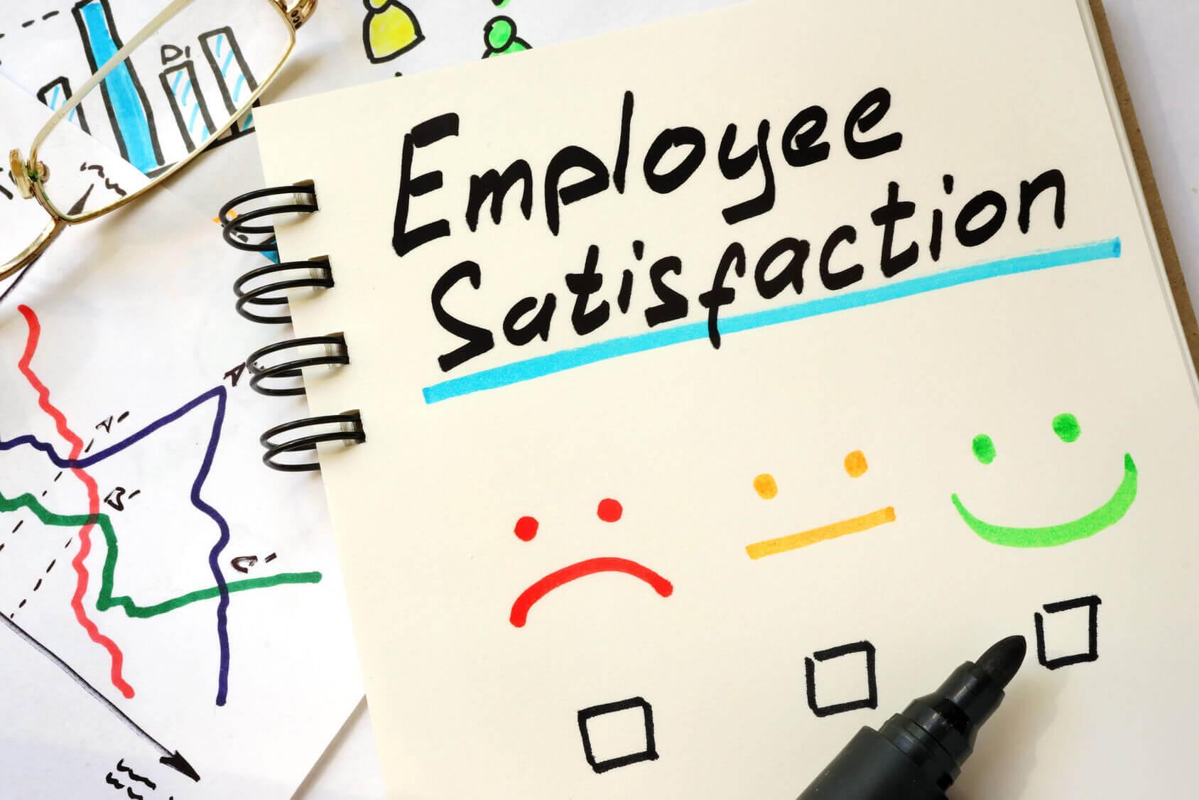 従業員の満足