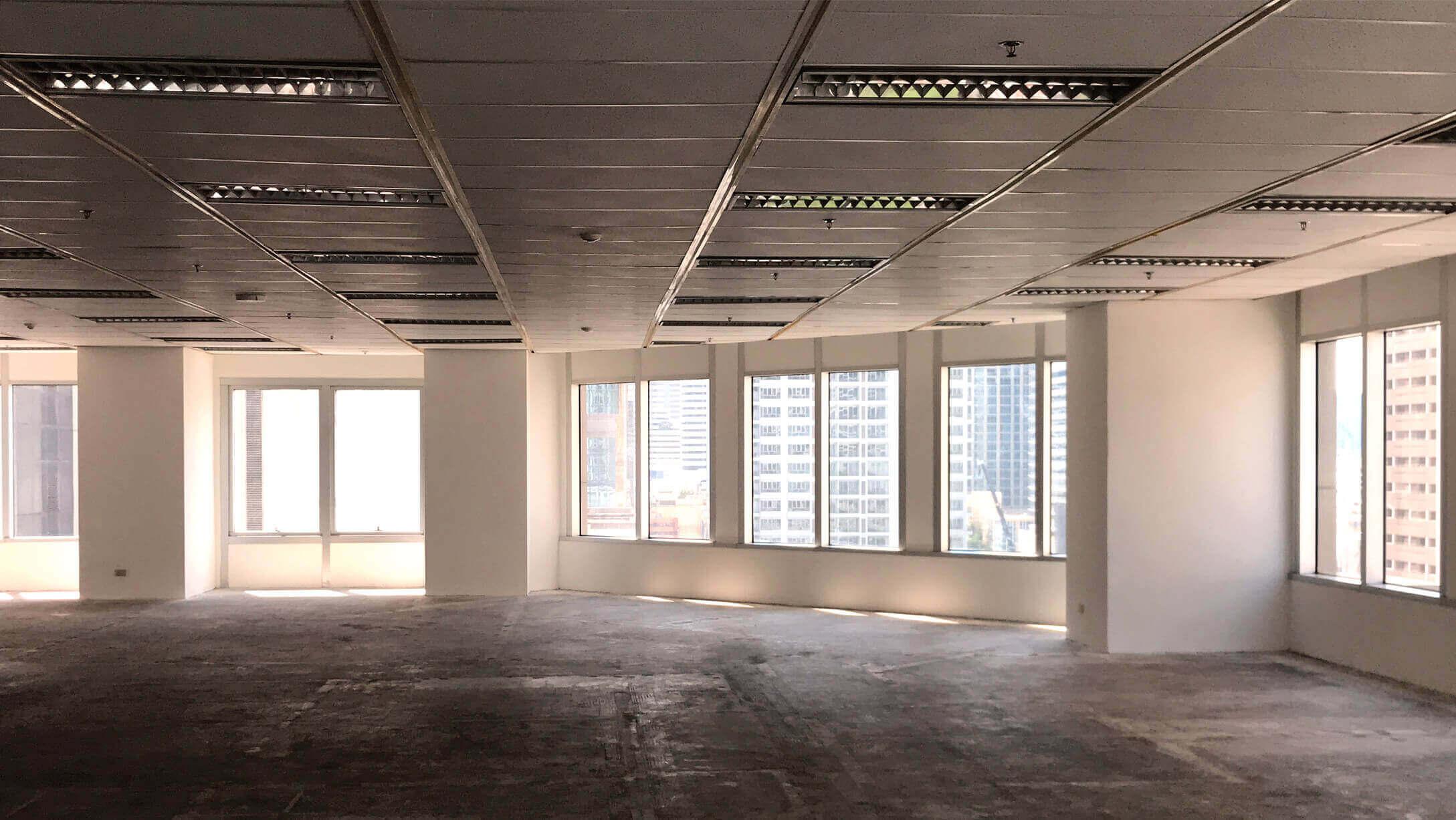 オフィス Mercury Tower 20〜35名が働ける広さ