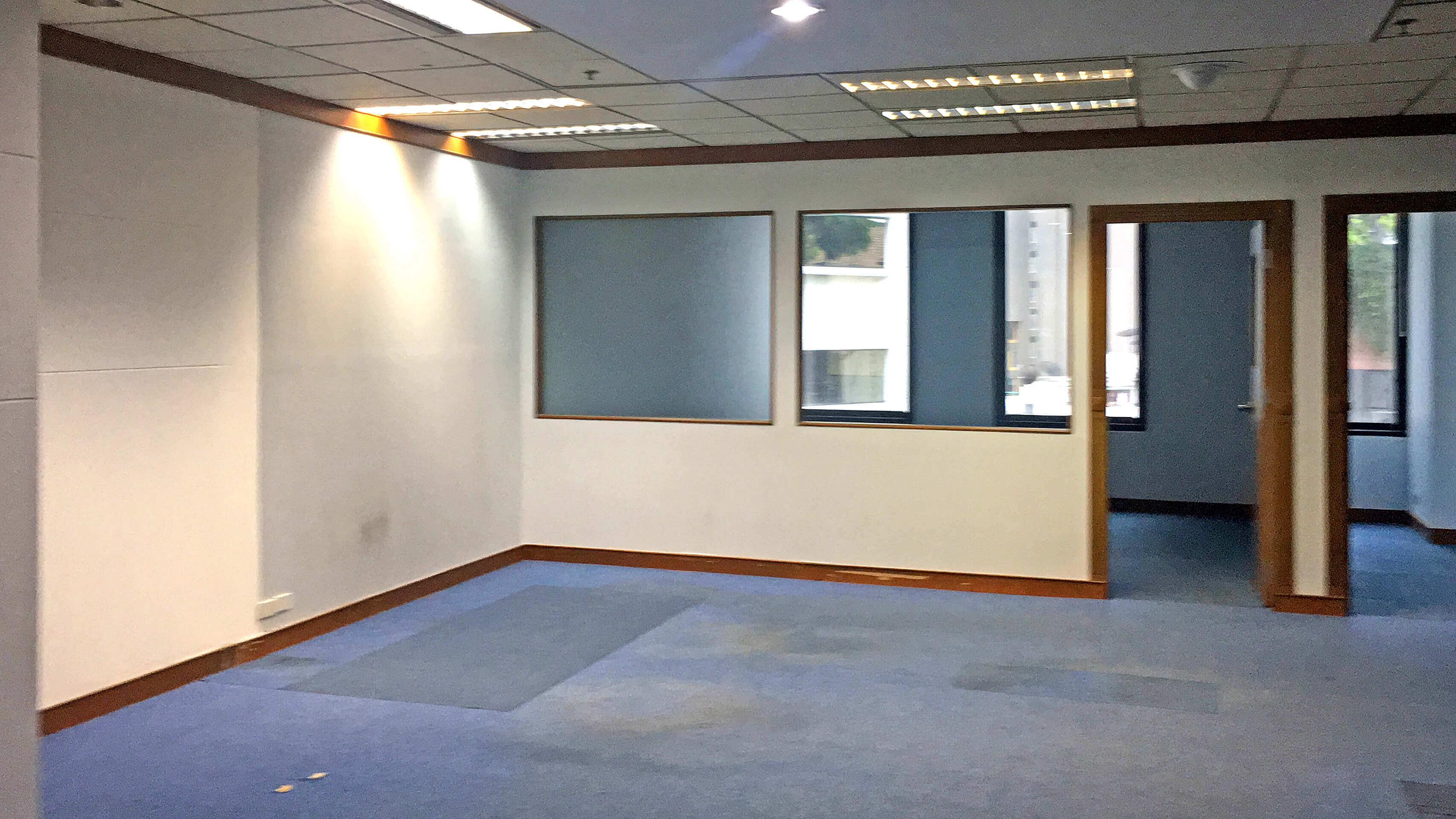 ナナ オフィス 物件 Two Pacific Place オフィス内の様子
