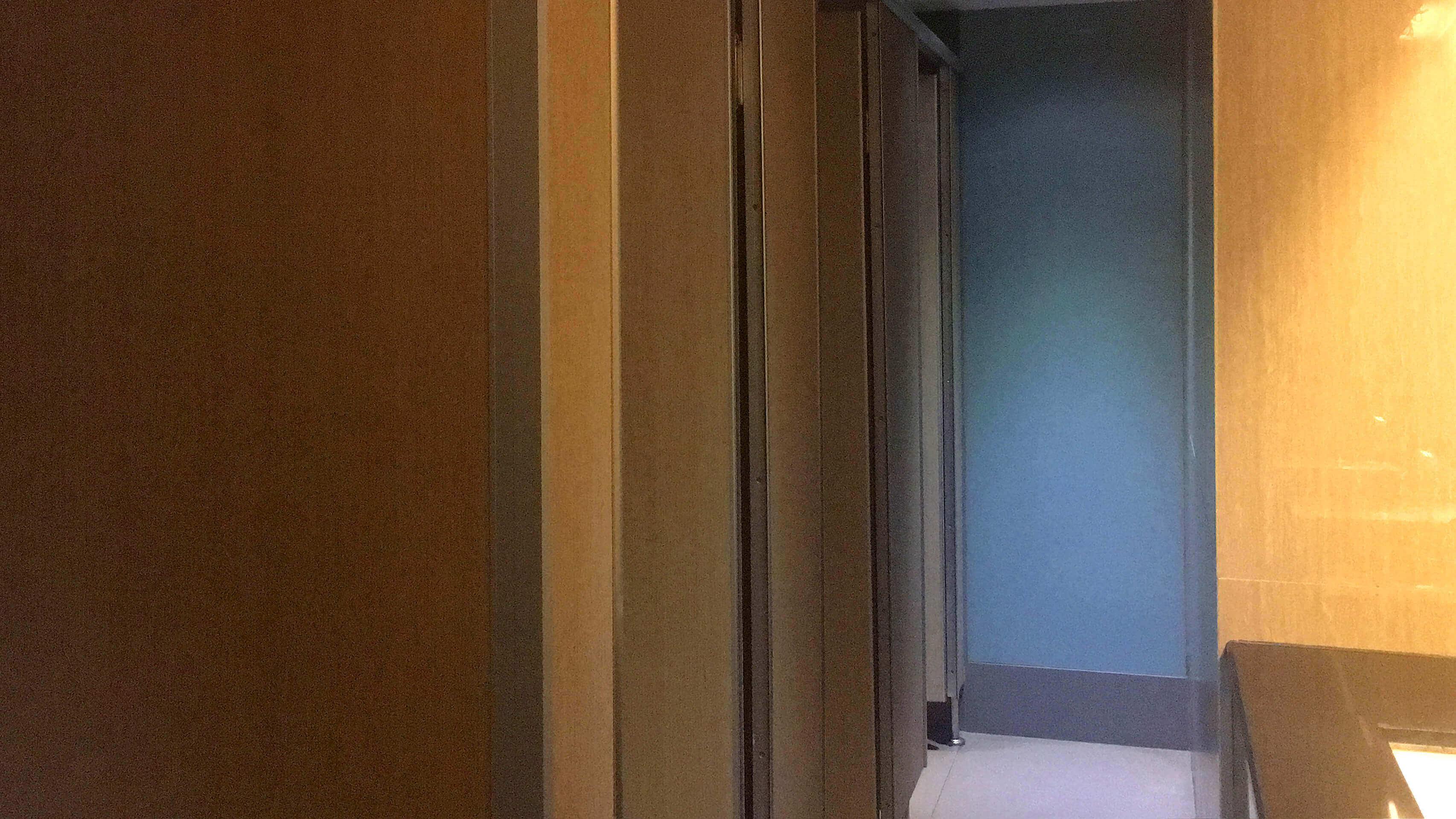 エカマイ バンコクビジネスセンター オフィス物件 女性トイレの様子