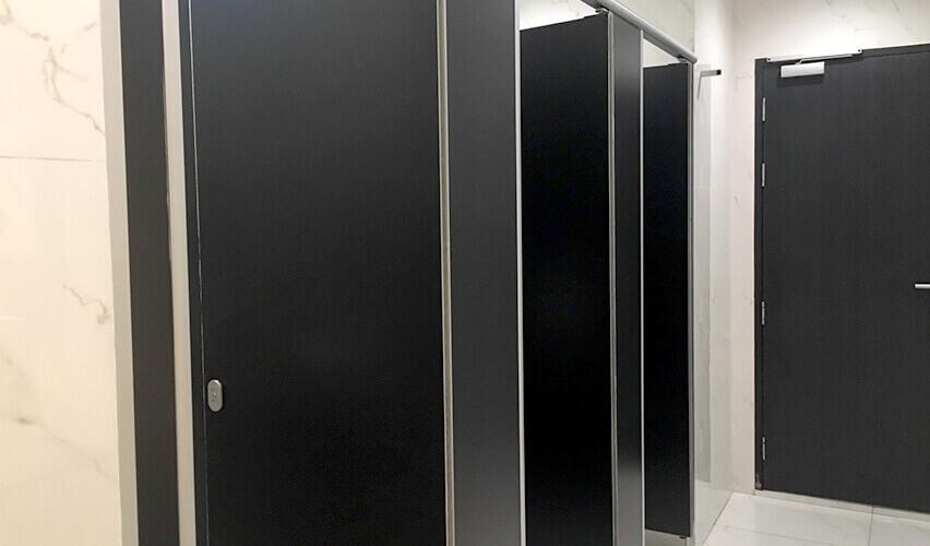 女性トイレの様子
